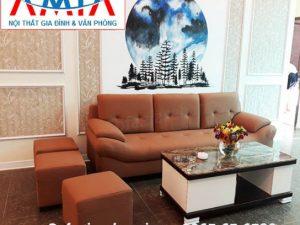 Mẫu sofa văng đẹp cỡ nhỏ