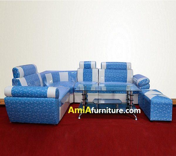 Bộ ghế sofa mini phòng khách nhỏ giá rẻ