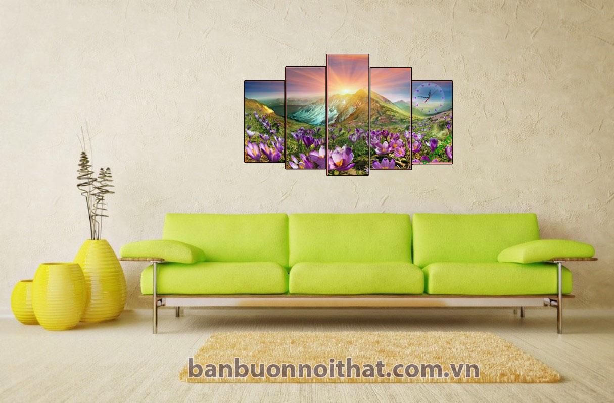 Tranh trang trí nội thất hiện đại