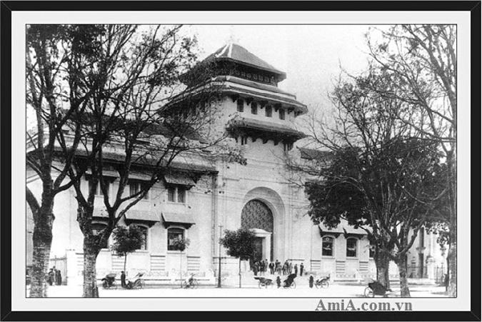 Trường Đại học Đông Dương thiết chế đại học hiện đại đầu tiên ở Việt Nam - chính là tiền thân của Đại học Quốc gia Việt Nam ngày nay.