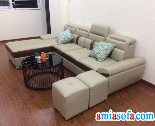 Hình ảnh bộ sofa giá rẻ bán buôn tại kho sofa Amia