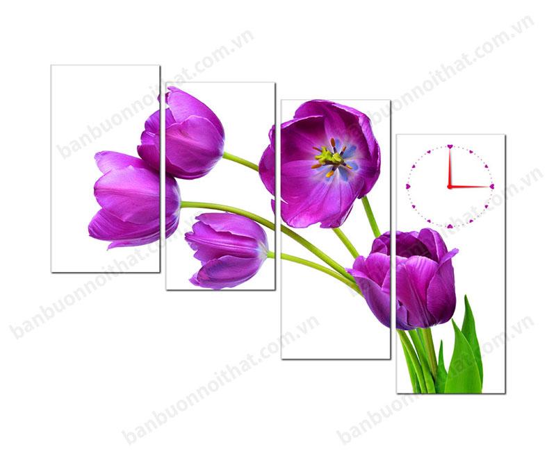 Ngoài các mẫu đồng hồ tranh hoa tulip được liệt kê ở đâu, khách buôn có thể yêu cầu sản xuất riêng mẫu độc quyền