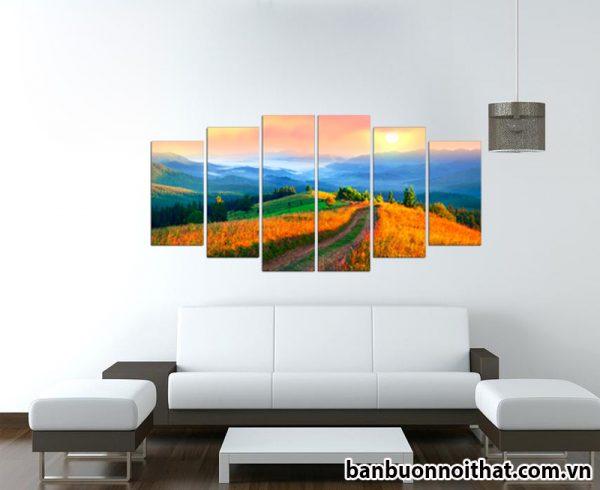 Mẫu tranh treo tường trang trí phòng khách, phòng ngủ, nơi bán, địa chỉ bán