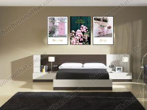 Mẫu tranh in canvas TCV-V01 treo phòng ngủ đẹp, nơi bán, địa chỉ bán