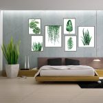 Mẫu tranh canvas lá cây đẹp, nơi mua, nơi bán tranh canvas đẹp tại hà nội