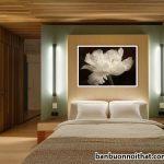 Tranh treo khách sạn 5 sao, tranh treo đầu giường ngủ khách sạn, nơi mua, địa chỉ bán