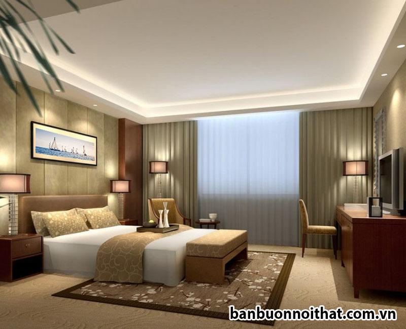 Tranh được dùng để trang trí phòng khách sạn 5 sao đẳng cấp tại Vũng Tàu