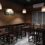 Một nét rất Hà Nội xưa qua cách trang trí nội thất và tranh của nhà hàng