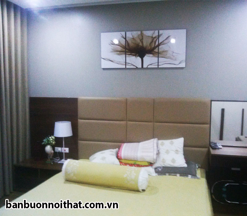 Tranh in ép gỗ khổ nhỏ, giá rẻ trang trí phòng khách sạn
