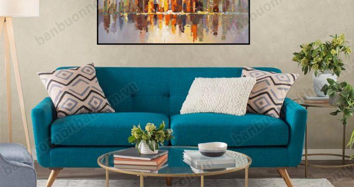 Tranh canvas thành phố đẹp, tranh treo tường phòng khách, phòng ngủ