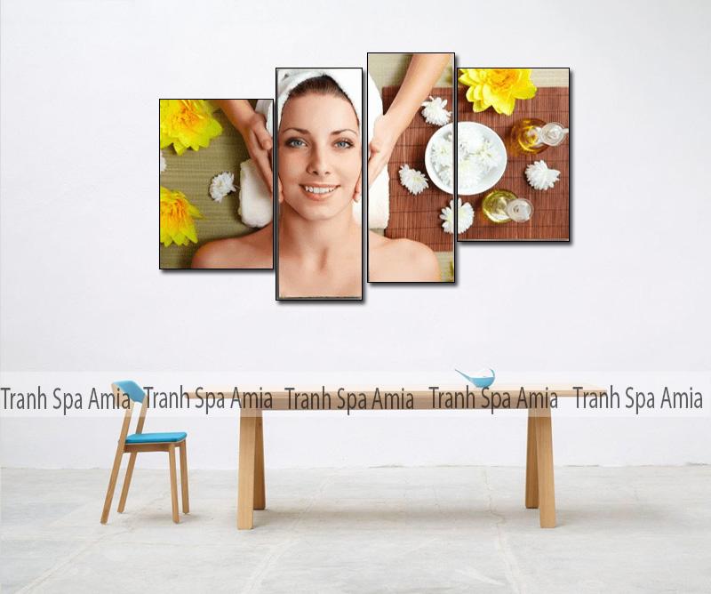 Với kích thước 1.4mx90cm thích hợp trang trí có không gian vừa và rộng. Phù hợp trang trí cho bức tường 1.8-2m