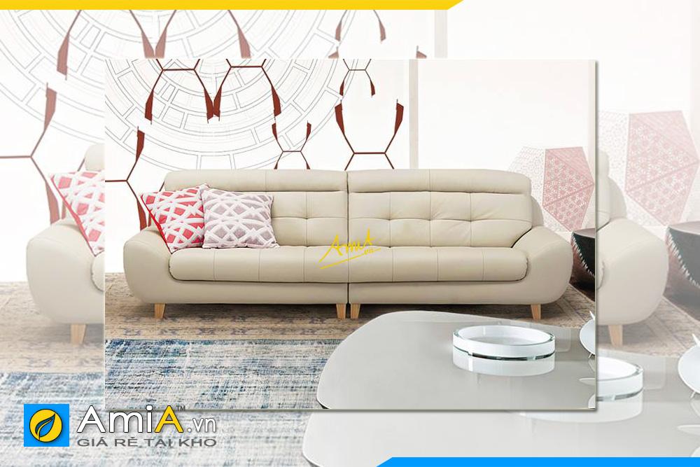 hình ảnh sofa văng phòng khách theo phong thủy