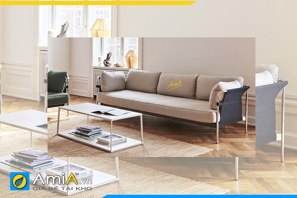 hình ảnh sofa văng 3 chỗ ngồi