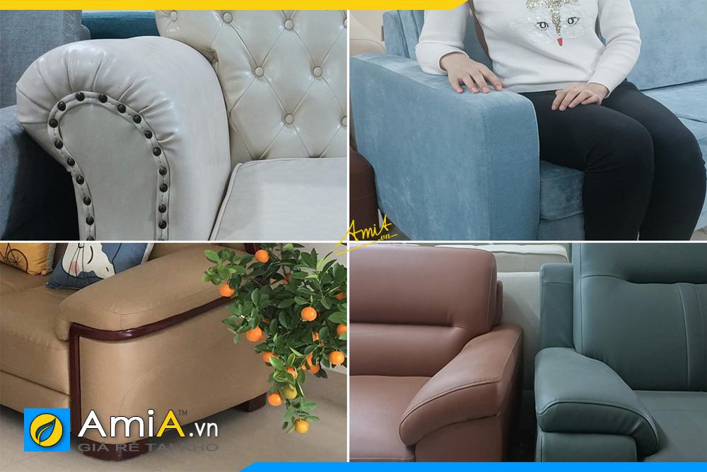 xu hướng lựa chọn ghế sofa da cực đẹp cực hiện đại